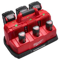 Milwaukee Tool - 48-59-1807 M18 & M12 Rapid Charge Station